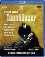 Richard Wagner (1813-1883): Tannhäuser, Blu-ray Disc
