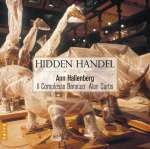 Ann Hallenberg - Hidden Handel, CD