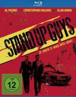 Stand Up Guys (Blu-ray), Blu-ray Disc