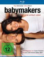Babymakers (Blu-ray), Blu-ray Disc
