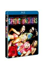Spring Breakers (Blu-ray), Blu-ray Disc
