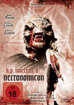 H.P. Lovecraft's Necronomicon, DVD