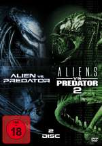 Alien vs. Predator 1 & 2, 2 DVDs