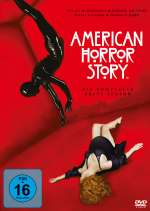 American Horror Story Season 1, 4 DVDs