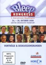 Bleep - Kongress 2008, 4 DVDs