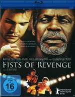 Fists of Revenge, Blu-ray Disc