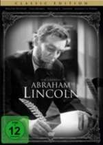 Abraham Lincoln (1930), DVD