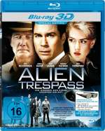 Alien Trespass (3D Blu-ray), Blu-ray Disc