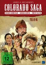 Colorado Saga Teil 1-6, 4 DVDs