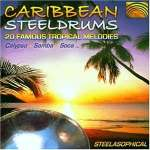 Karibik - Steelasophical: Caribbean Steeldrums, CD