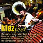 Various Artists: Klezfest, CD