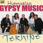 Ternipe: Hungarian Gypsy Music, CD
