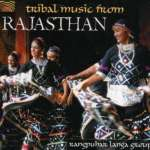 Rangpuhar Langa Group: Tribal Music From Rajasthan, CD