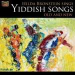 Hilda Bronstein: Hilda Bronstein Sings Yiddish Songs, CD