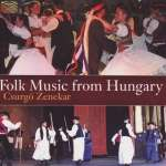 Csurgo Zeneker: Folk Music From Hungary, CD