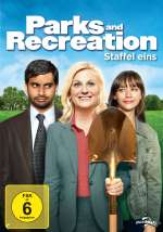 Parks And Recreation Season 1, 2 DVDs