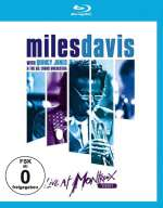 Miles Davis  (1926-1991): Live At Montreux 1991, Blu-ray Disc