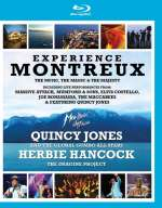 Quincy Jones & The Global Gumbo Allstars; +: Experience Montreux-Music,Magic & Majesty, 2 Blu-ray Discs