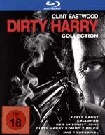Dirty Harry Collection (Blu-ray), 5 Blu-ray Discs