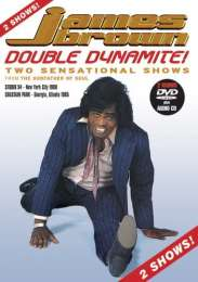 James Brown Double Dynamite, DVD.