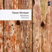 Yaron Herman  (geb. 1981): Variations: Piano Solo, CD