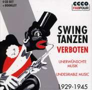 Various Artists: Swing tanzen verboten, CD