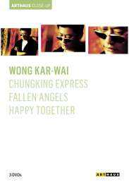 Wong Kar-Wai Arthaus Close-Up, 3 DVDs