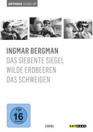 Ingmar Bergman Arthaus Close-Up, 3 DVDs