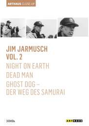 Jim Jarmusch Arthaus Close-Up Vol.2 (OmU), 3 DVDs