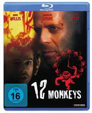 12 Monkeys (Blu-ray), Blu-ray Disc