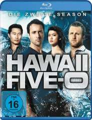 Hawaii Five-O Season 2 (2011) (Blu-ray), 5 Blu-ray Discs
