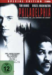 Philadelphia (Special Edition), 2 DVDs