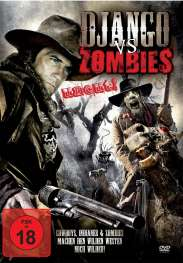 Django vs. Zombies, DVD