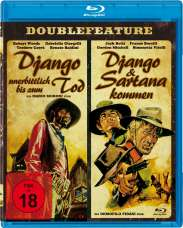 Django Doublefeature-Box Vol.1 (Blu-ray), Blu-ray Disc