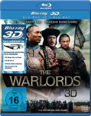The Warlords (3D Blu-ray), Blu-ray Disc