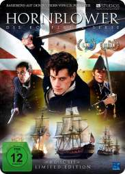 Hornblower - Die komplette Serie (Limited Edition), 8 DVDs