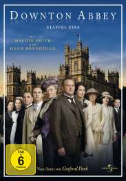 Downton Abbey Season 1, 3 DVDs
