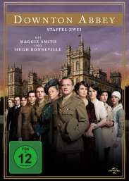Downton Abbey Season 2, 4 DVDs