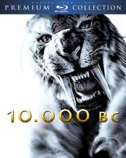 10.000 B.C. (Premium Collection) (Blu-ray), Blu-ray Disc