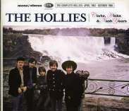 Hollies: The Clarke, Hicks & Nash Years (April 1963 - October 1968), 6 CDs