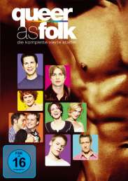 Queer as Folk Season 4, 4 DVDs
