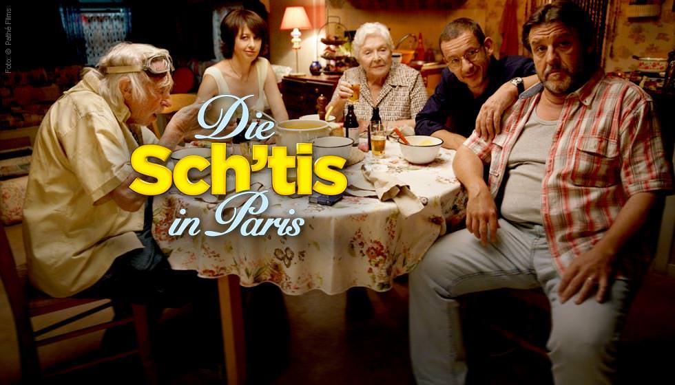 Die SchTis In Paris Stream Deutsch