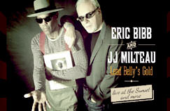 Eric Bibb & JJ Milteau: Lead Belly's Gold (CD)