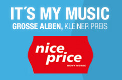 Sony Music Nice Price – Jazz