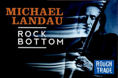 Michael Landau: Rock Bottom auf CD.