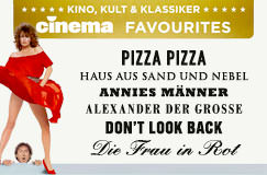 Cinema Favourites von Studio Hamburg auf Blu-ray Disc
