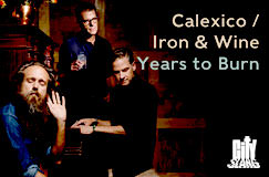 »Calexico & Iron And Wine: Years To Burn« auf 180-g-Vinyl