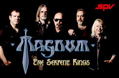 »Magnum: The Serpent Rings« auf CD
