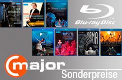 CMajor Blu-ray Aktion