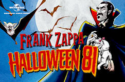 »Frank Zappa: Halloween 81 – Live At The Palladium, New York City (Limited Special Edition)« auf 6 CDs